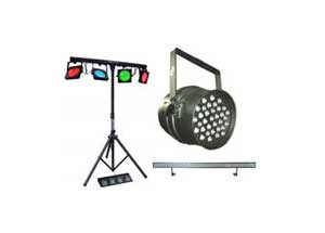 Image for Party Lighting Packages Category