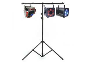 3 effects lights and 1 stand package