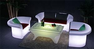 glow sofa package