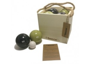 bocce set hire