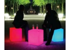 LED Glow Cube
