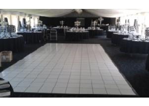 White Floor - 5 x 5 Panels