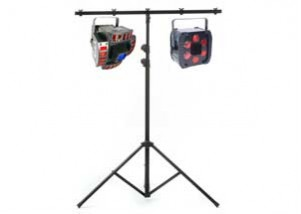 2 effect lights and 1 stand package