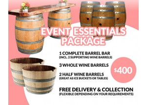 Event essentials package