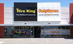 Hire King Balcatta now open