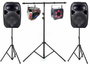 Image for Sound & Lighting Packages Category