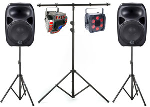 Sound & Lighting Packages