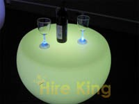 Glow Round Table