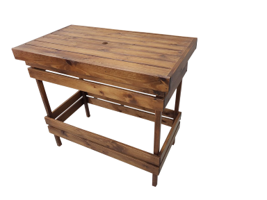 Timber High Table