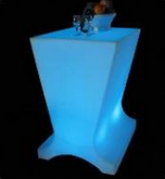 glow table hire