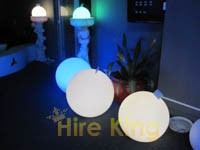 Glow Decorative Balls - 40cm