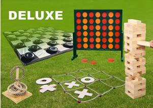 deluxe outdoor games
