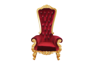 The Regal Throne - Gold
