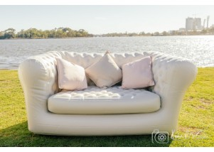 Inflatable Chesterfield - Double Seater
