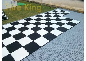 Dance Floor for Grass with underlay