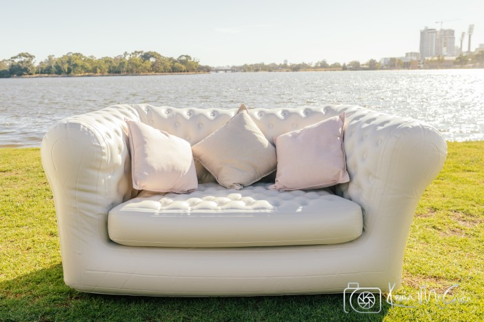 Inflatable Furniture Hire Perth