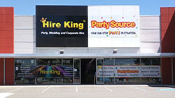 Hire King & Party Source Balcatta Store