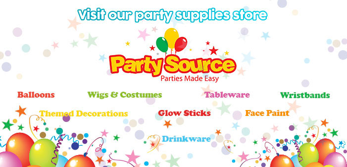 Party Supplies Perth